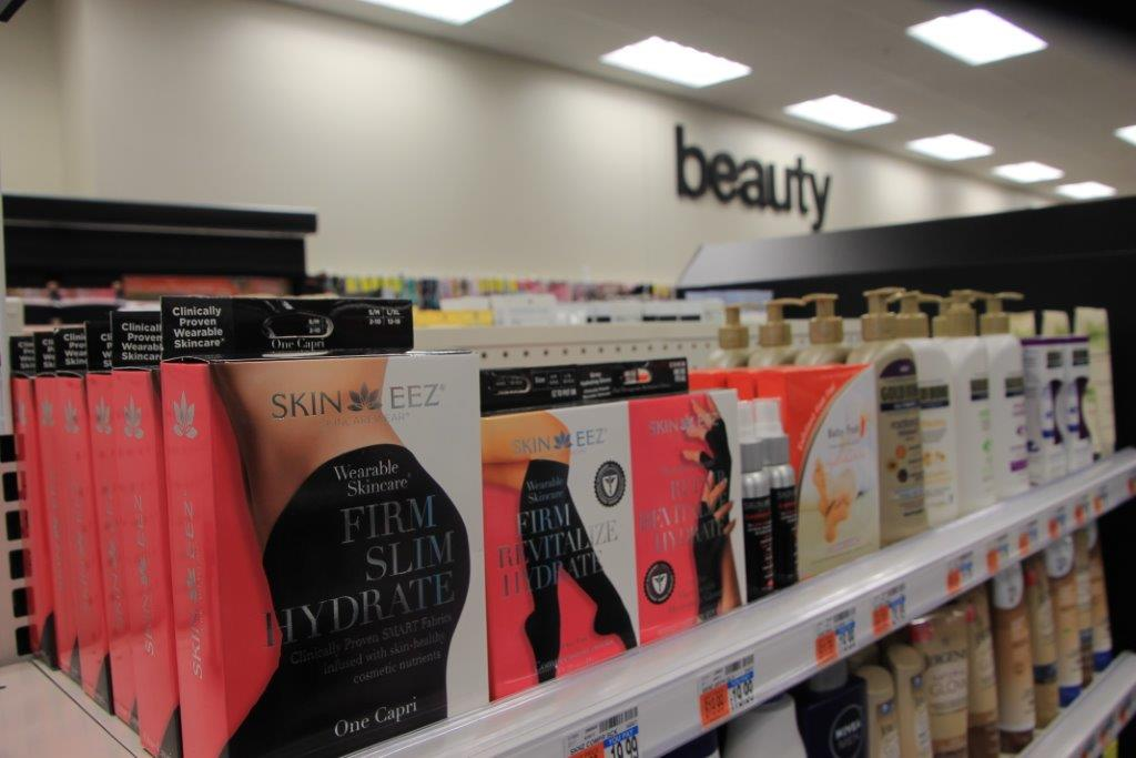 Now Available in Beauty and Skincare Aisles Nationwide