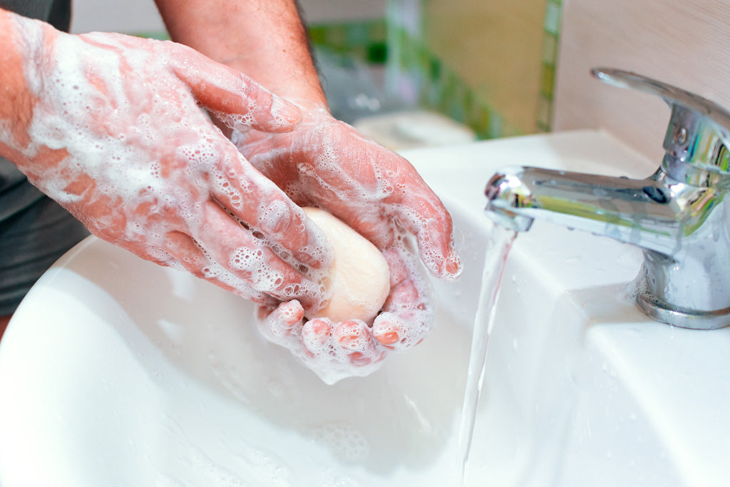 How Gloves help Dry Hands from all the Hand Washing