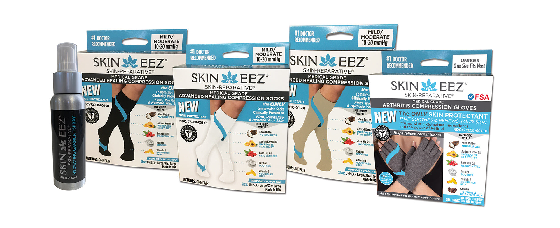 Skineez Reparative Wear