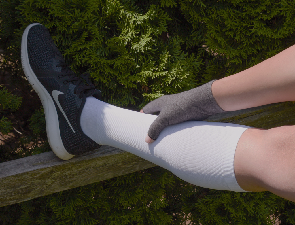 Compression sock from SKINEEZ