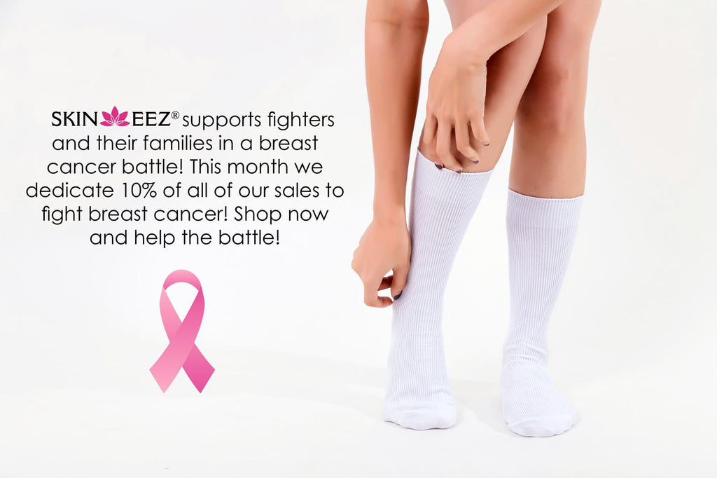 Skineez Support - Breast Cancer Awareness Month