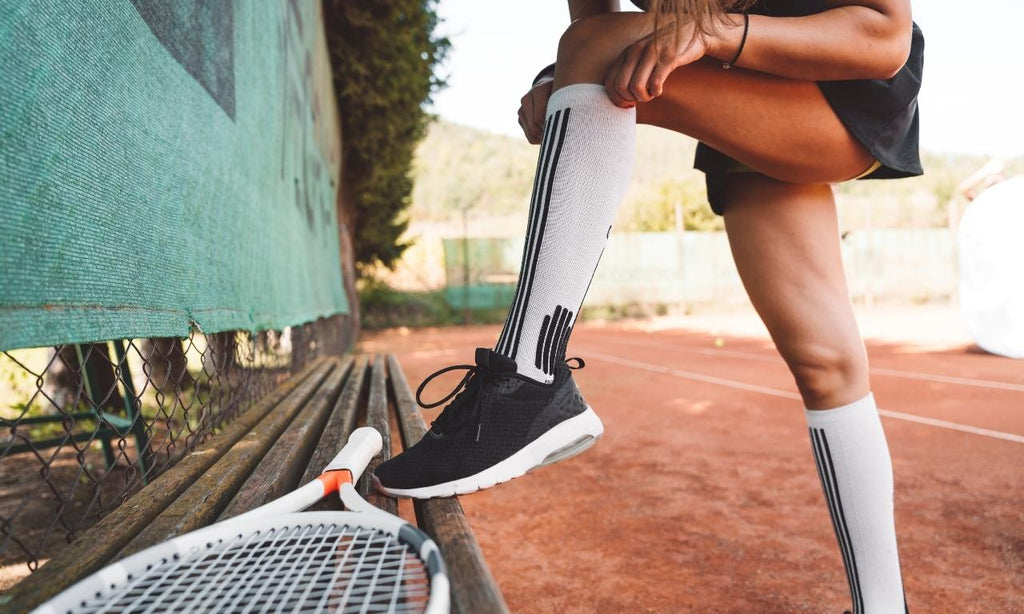 How tight should compression socks be?
