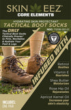 Core Elements Hydrating Skin Protectant Tactical Boot Socks