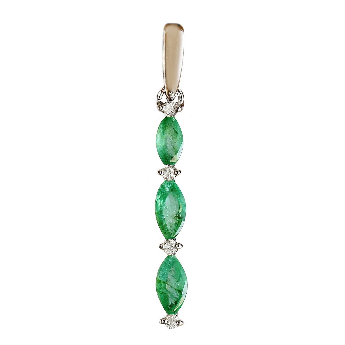products brilliant green emerald pendant a gem natural diamond vivid