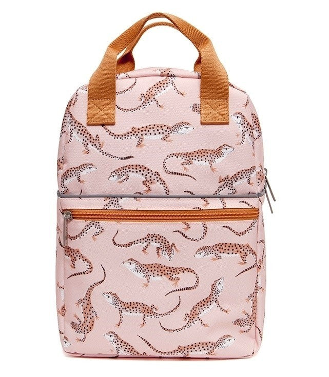 PETIT MONKEY- GECKO BACKPACK