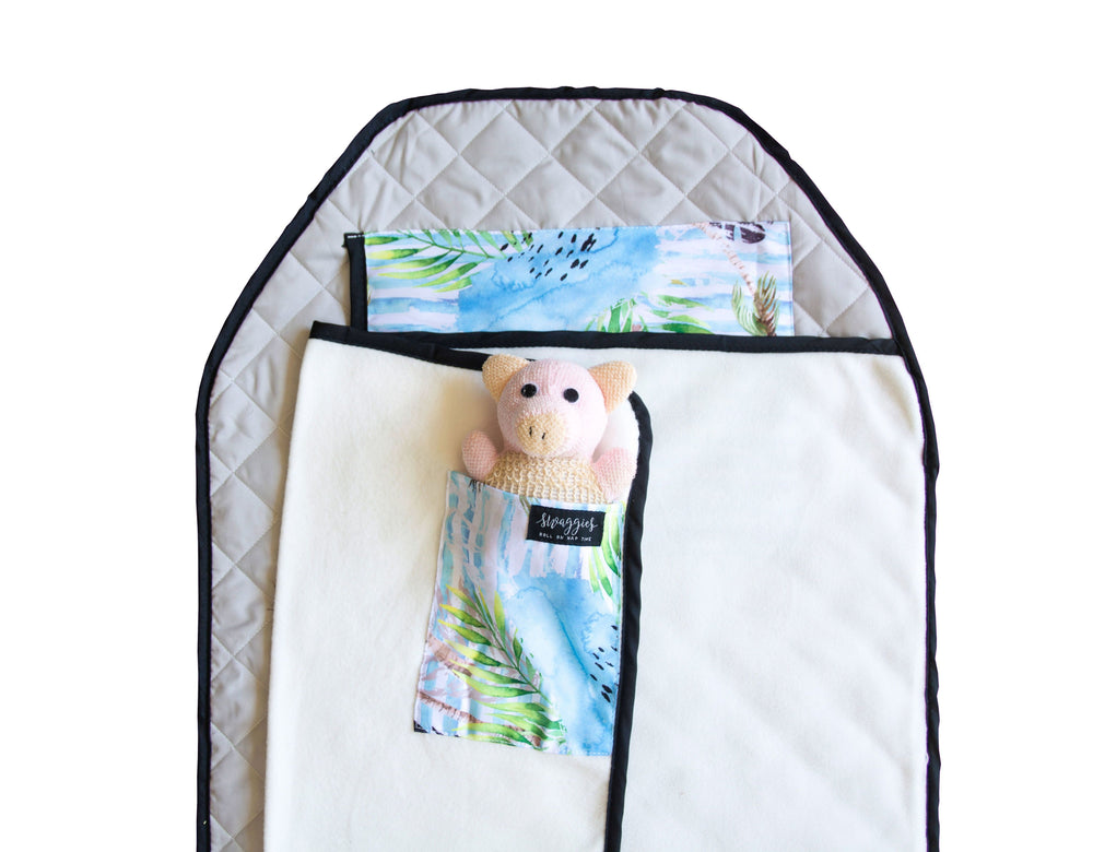 FACTORY SECOND - ISLAND BREEZE DAYCARE BEDDING SWAGGIE