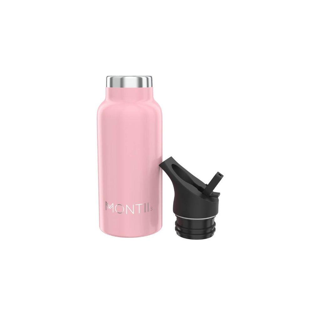 Load image into Gallery viewer, MONTIICO MINI DRINK BOTTLE- DUSTY PINK