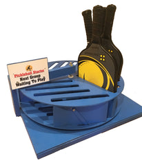Up-Next Pickleball Paddle Carousel