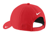NIKE Red Dri-FIT Performance Vented Cap