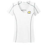 Women's Club Shirt High Performance V-Neck