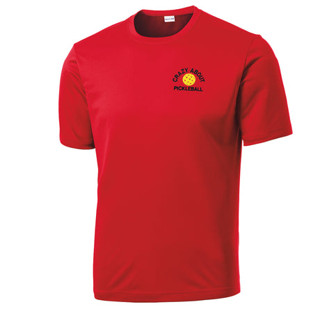 Men's True Red Sport-Tek® PosiCharge® Competitor™  Tee.