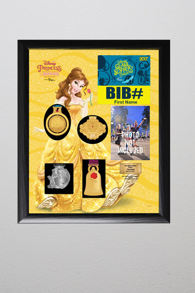 Belle: Princess Glass Slipper Challenge+5k  LC250 (Lightweight)