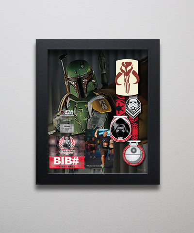 Star Wars™ The Dark Side Boba Fett Challenge LC300