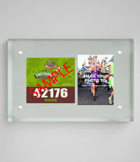 Acrylic Art Bib & Photo Display: Wine & Dine