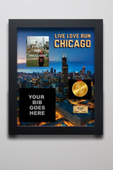 Chicago Event Display ~ Live Love Run Chicago~ Lightweight LC 300