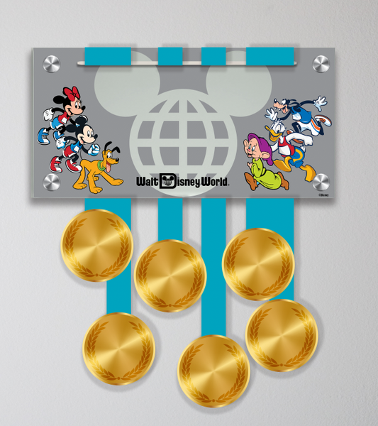 Walt Disney World® Logo Acrylic Display