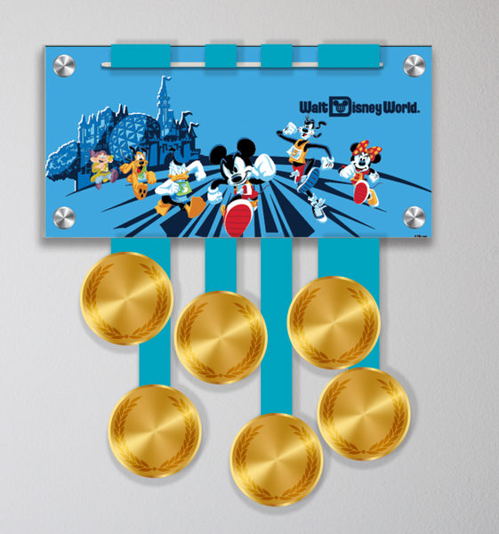 Walt Disney World® Marathon Weekend Display