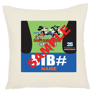 Walt Disney World® Marathon Weekend Event Pillows