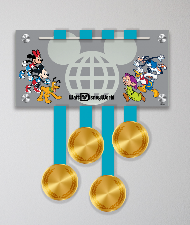 Walt Disney World® Logo Acrylic (Mini Display)