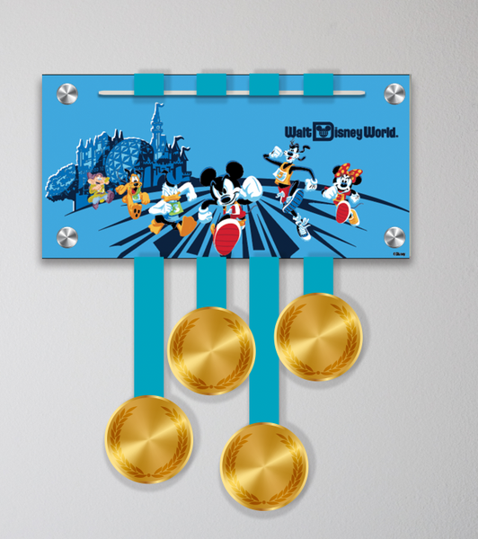Walt Disney World® Marathon Weekend Display (Mini Display)