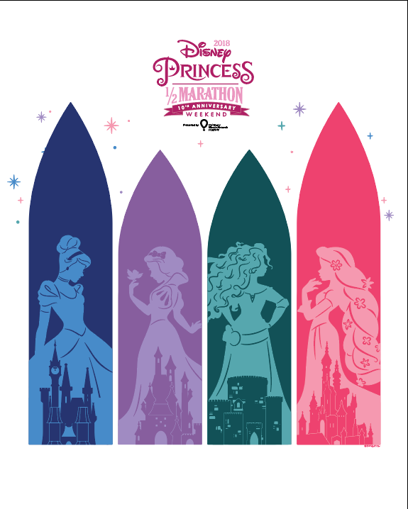 2018 Disney Princess Half Marathon Weekend