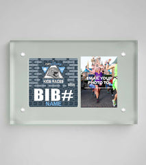 Acrylic Art Bib & Photo Display Star Wars™ The Dark Side