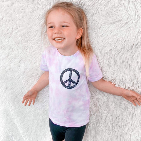 Peace T-Shirt - Size 4