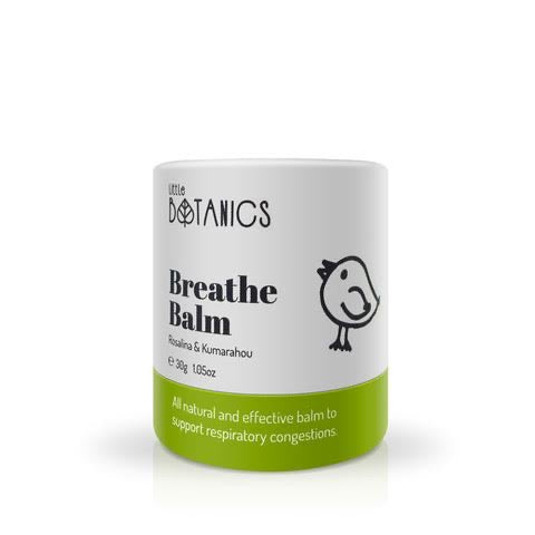 Little Botanics Breathe Balm 30g