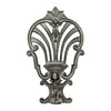 "GiftBay 13004 Wall Sconce Candle Holder, Paina Finish, 9.5""H"
