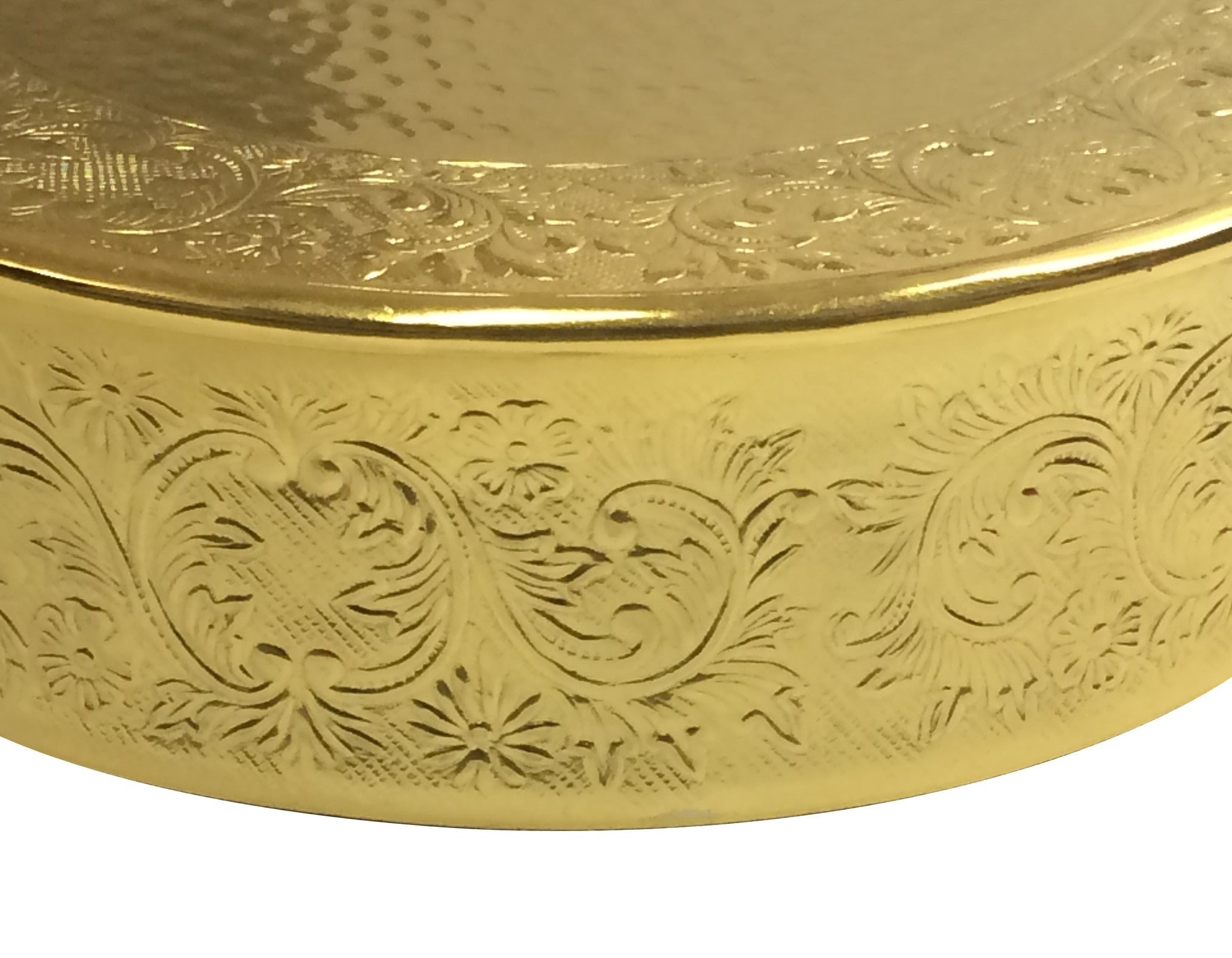 16 inch round wedding cake stand giftbay wedding cake stand 16 inch aluminum gold finish 10056