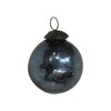 GiftBay 152(S/6) Glass Christmas Tree Ornament Set of 6 Pcs. An Antique-look Glass Ornament Set.