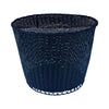 "GiftBay Metal Wire Basket Set of 2 Pieces, 9.5"" high"