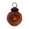 GiftBay Christmas Glass Ornament 025 (Set of 12)