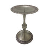 "GiftBay 1005 Candlestick Holder, Antique Pewter Finish, 6""h"