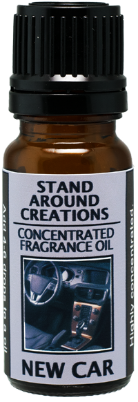 New Car Fragrance Oil 33 Fl Oz Stand Around Creations