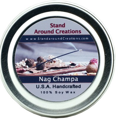 2 oz Tin Premium 100/% All Natural Soy Wax Candle Dragon/'s Blood