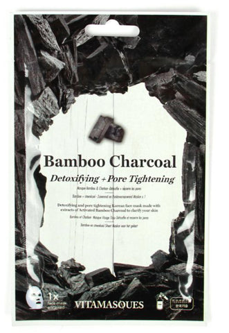 Vitamasque - Bamboo Charcoal