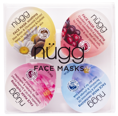 Nugg Face Mask - 4 Pack