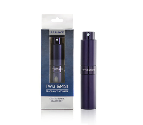 Twist & Mist Perfume Atomiser - Navy Blue