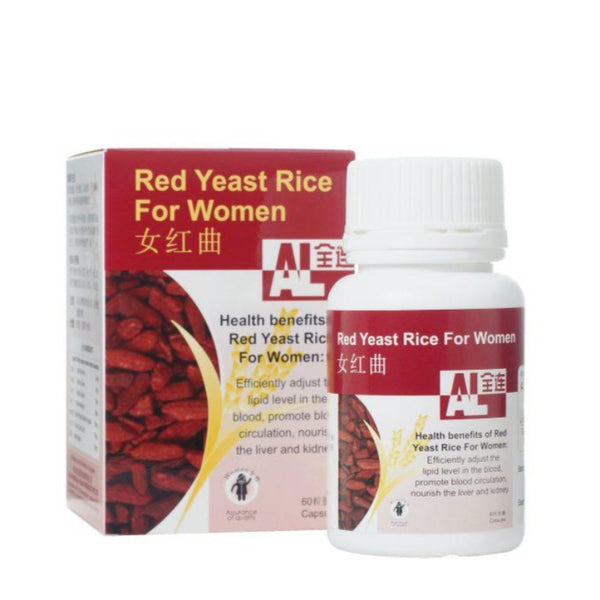 RED YEAST RICE FOR WOMEN CAPSULES