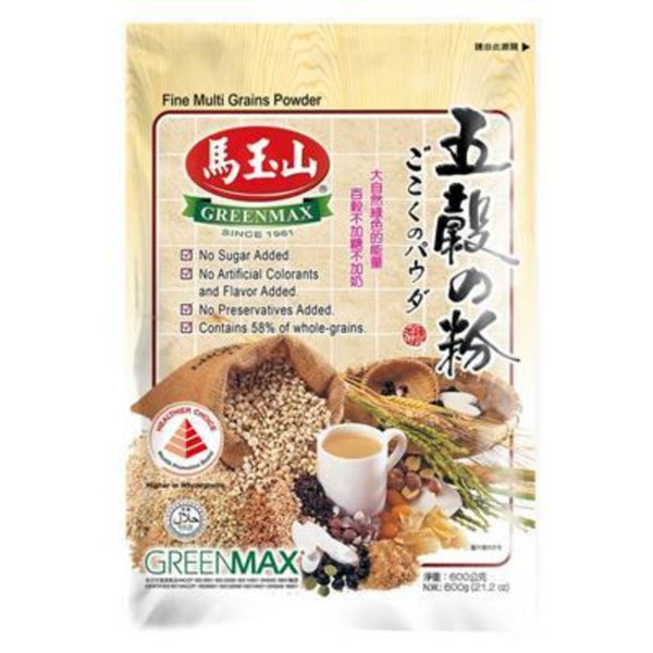 GREENMAX FINE MULTI GRAINS POWDER