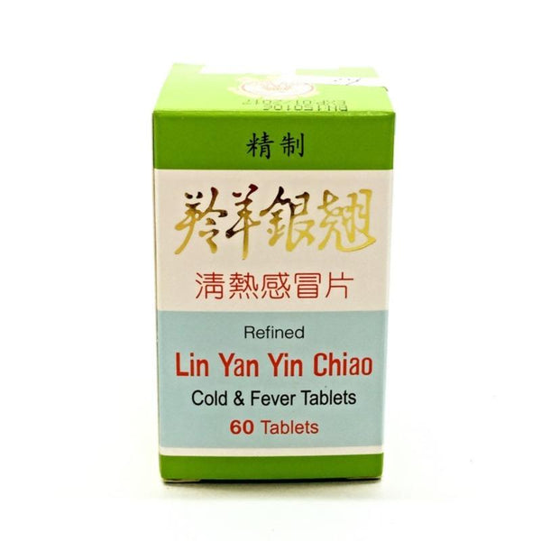 REFINED LIN YAN YIN CHIAO COLD & FEVER TABLET