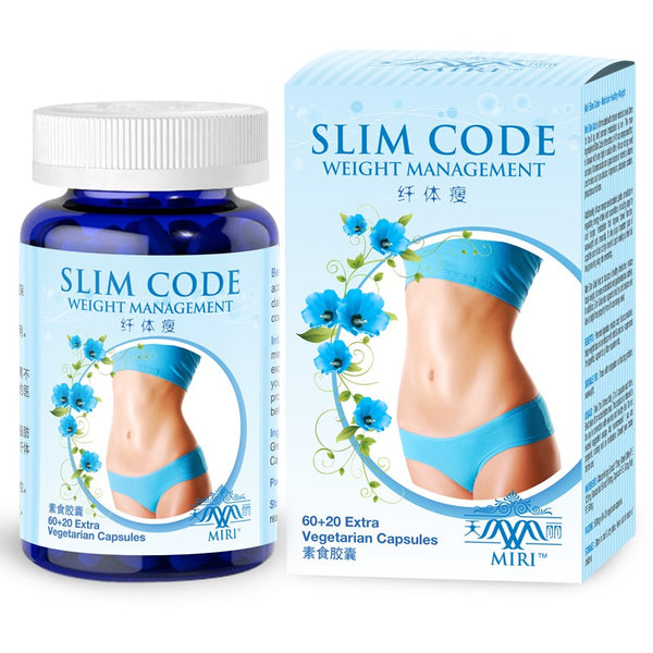 MIRI SLIM CODE WEIGHT MANAGEMENT VEGE CAPSULES