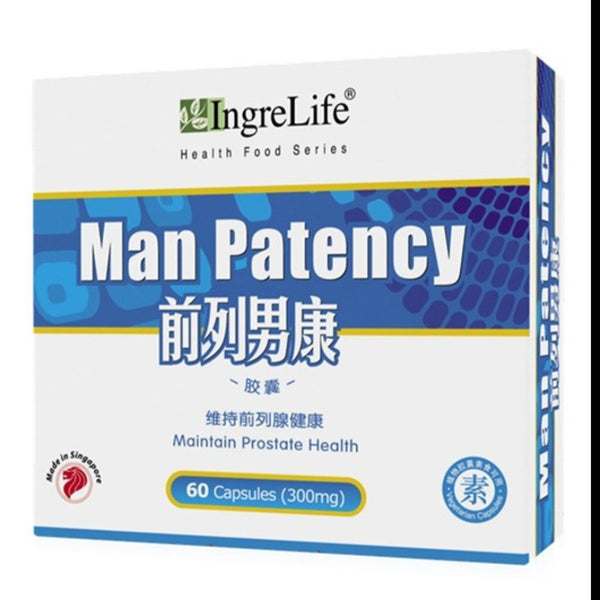 IngreLife Man Patency