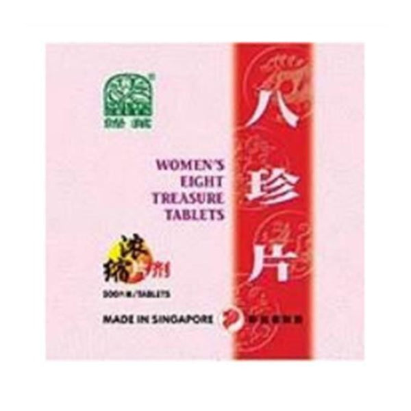 NATURE'S GREEN WOMEN'S EIGHT TREASURE TABLETS