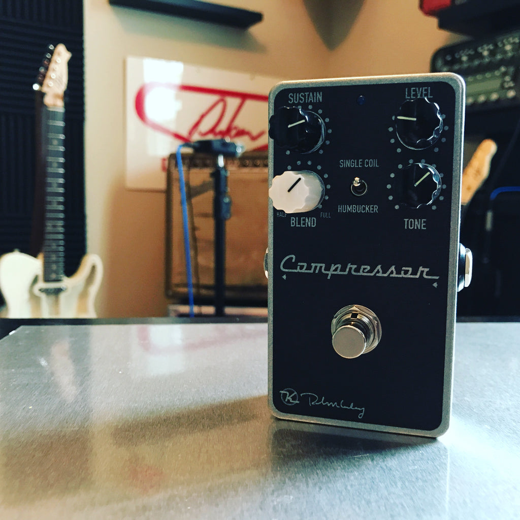 Dylan Reviews The New Keeley Compressor Plus