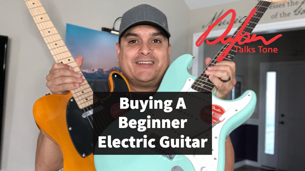 How To Choose an Electric Guitar For a Beginner
