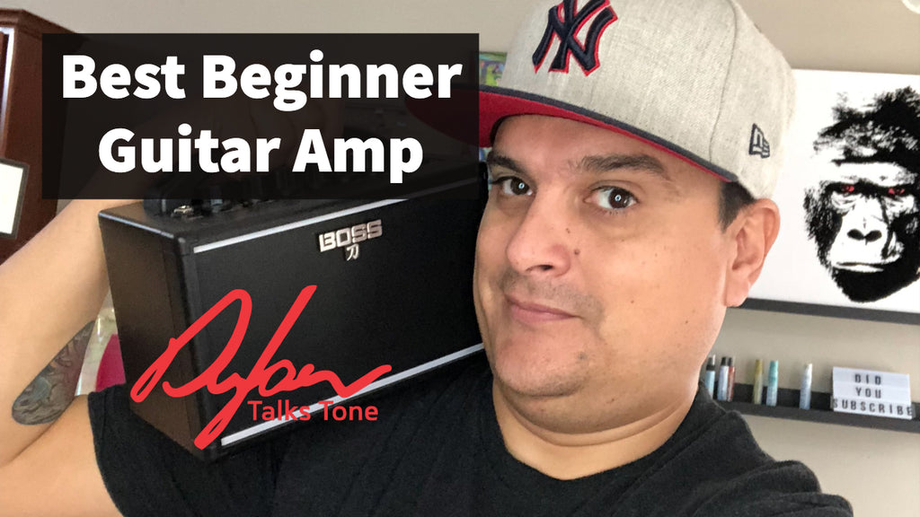 What Is The Best Beginner Guitar Amp?