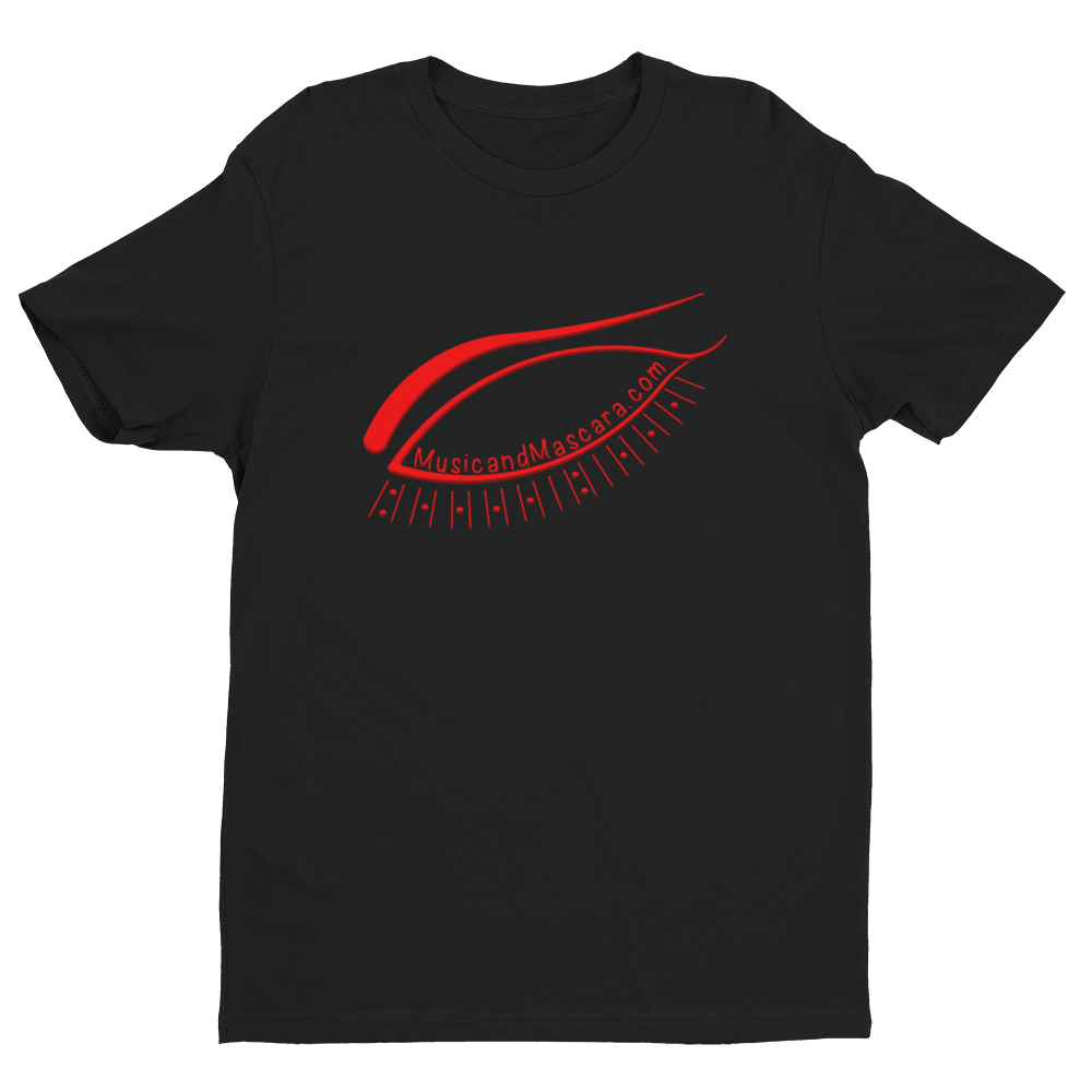 MusicandMascara Short Sleeve T-shirt