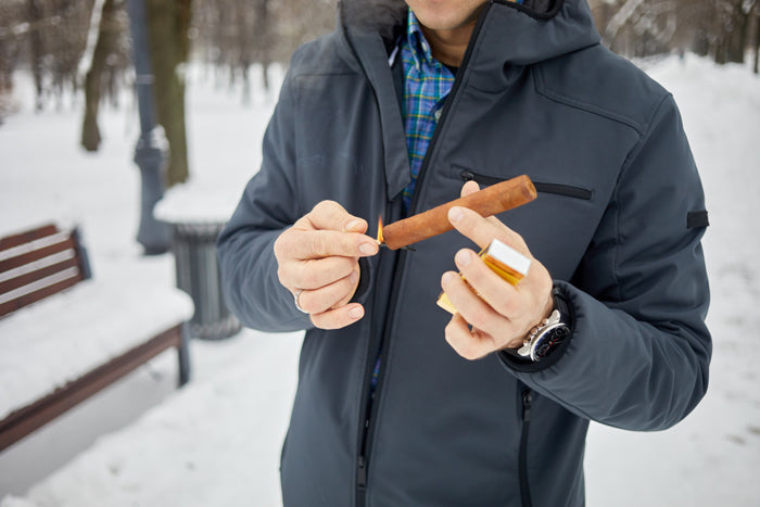 The Best Cigars for Winter Smoking